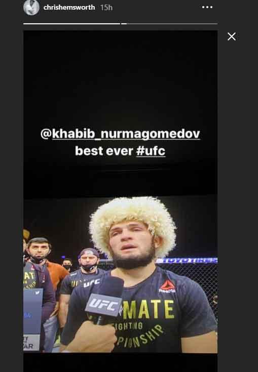 Khabib Nurmagomedov Retirement
