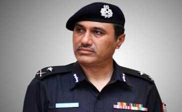 AIG Karachi Ghulam Nabi Memon