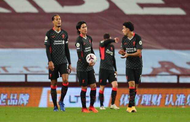Premier League champion Liverpool