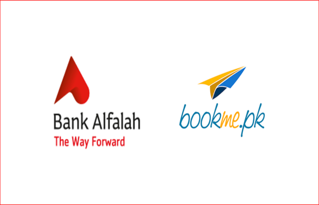 Bank Alfalah Launches E-ticketing powered by Bookme on 120+ Cash Deposit Machines