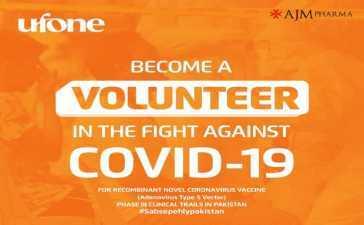 Ufone-covid vaccine