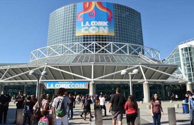 L.A. Comic Con 2020