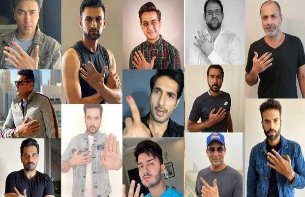 Pakistani Men nails
