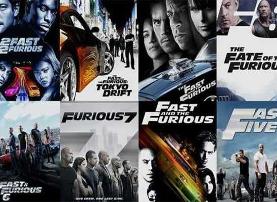 Fast and the Furious Franchise