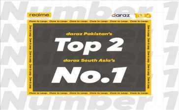 Daraz's 10 10 sale & Realme