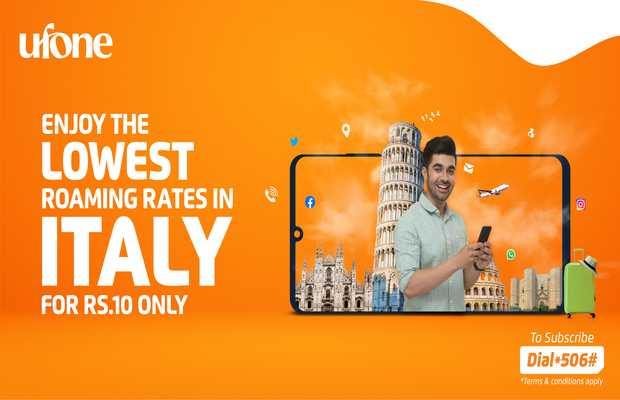 Ufone rewarding offer