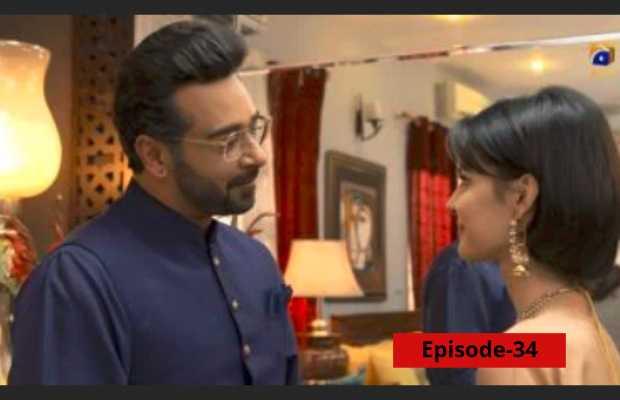 Muqaddar Episode-34 Review