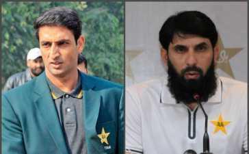 Pakistan's new chief selector