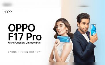 Oppo F17 Pro's Product Ambassadors