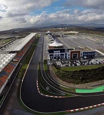 F1 Turkish Grand Prix