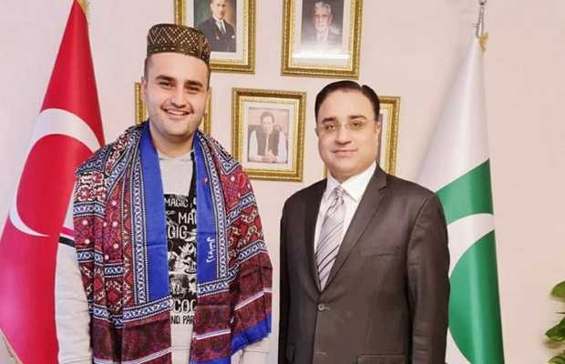 Burak Ozdemir to Visit Pakistan Soon