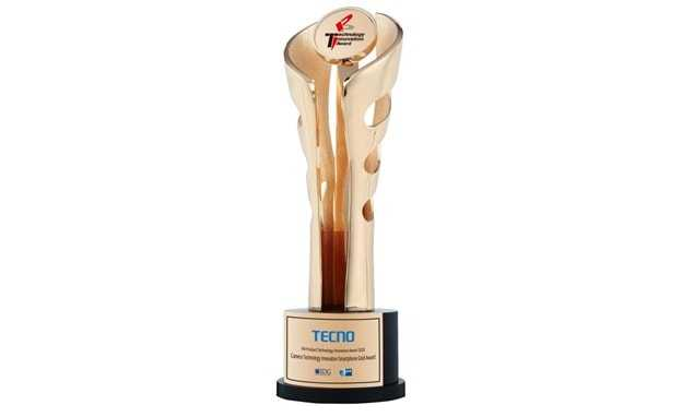 tecno Gold Award