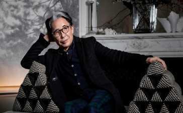 Japanese Fashion designer death