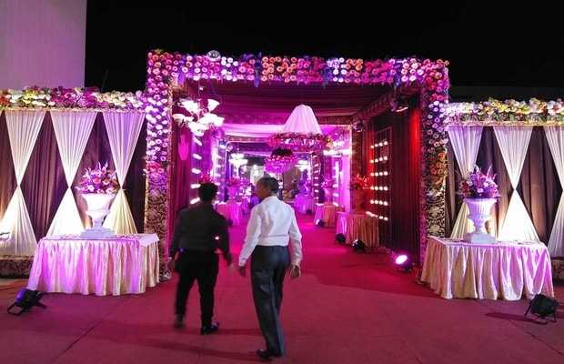 marriage halls guidelines