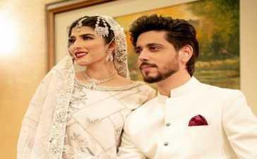 Ahmed Godil marriage