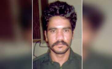 Main Suspect of Motorway rape case