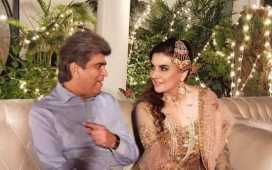 Kashmala Tariq marriage