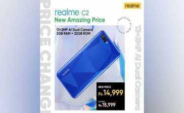 Realme C2 specification