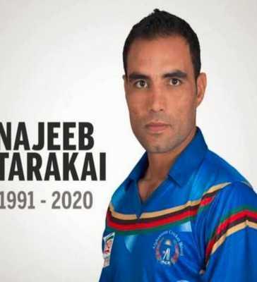 Najeeb Tarakai death