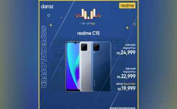 realme C15 special version launched