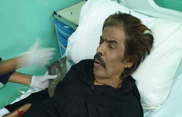 Shaukat Ali liver transplant