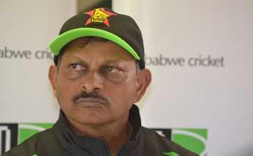 Zimbabwe head coach