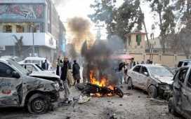 Blast in Quetta's Hazar Ganji