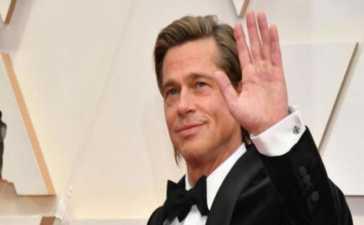 Brad Pitt Endorses Joe Biden