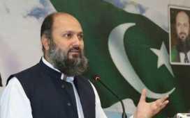 CM Balochistan covid-19 test