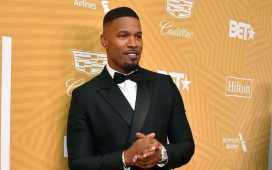 Jamie Foxx day shift