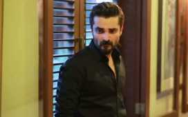 Hamza Ali Abbasi on Item number