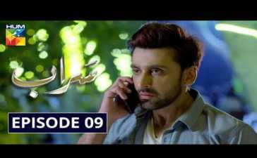 Saraab Episode-9 Review