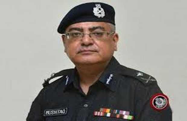 IG Sindh