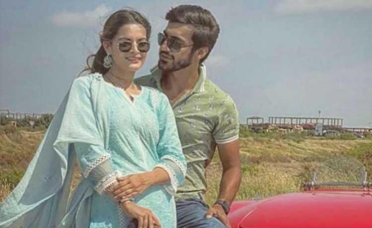 Minal Khan romance rumours