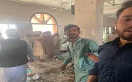 blast inside seminary