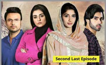 Sabaat Second Last Episode Review