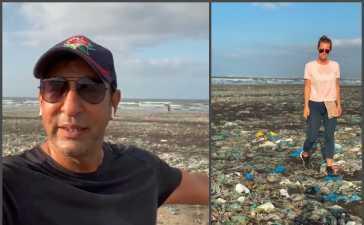 garbage in Karachi