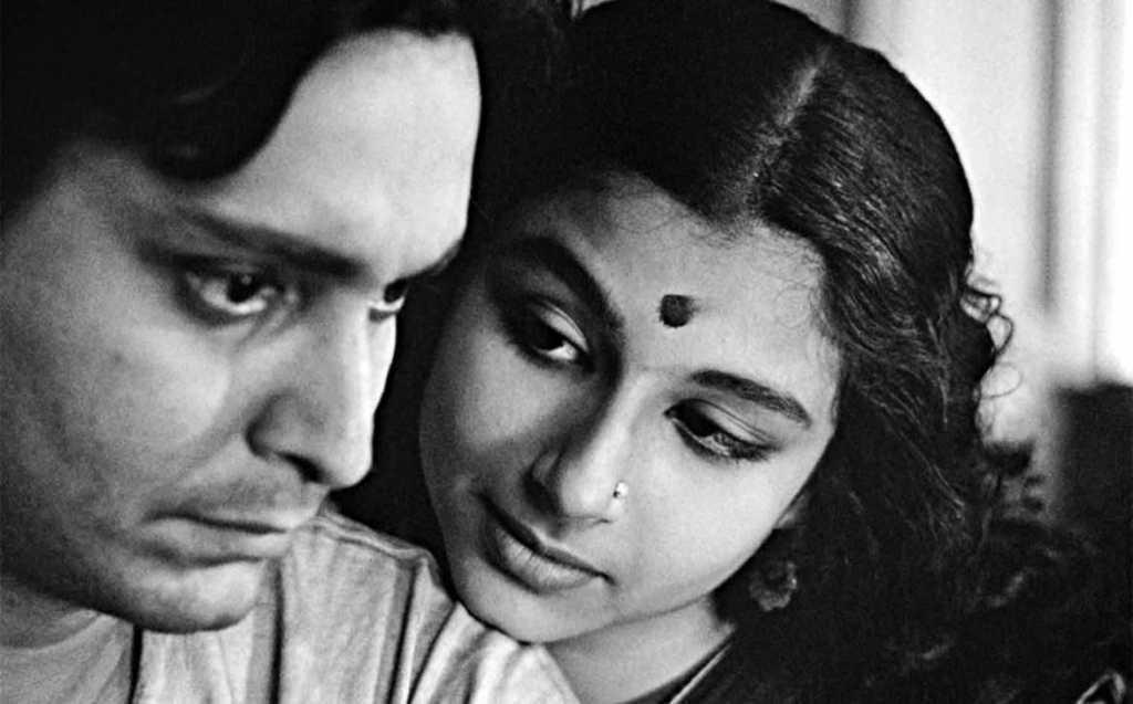Chatterjee's film debut
