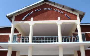The college