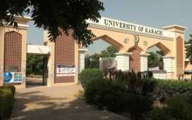 Karachi University exams Scheduled