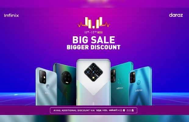 Big Sale, Big Discount