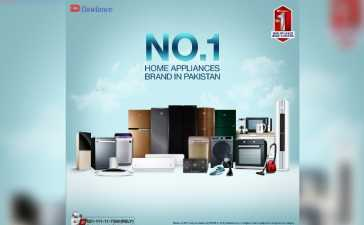 NO.1 Home Appliances Brand