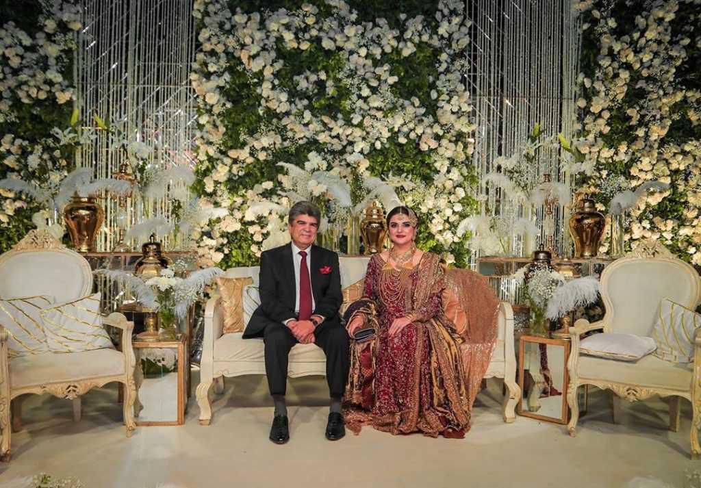 Kashmala Tariq's wedding photos-1