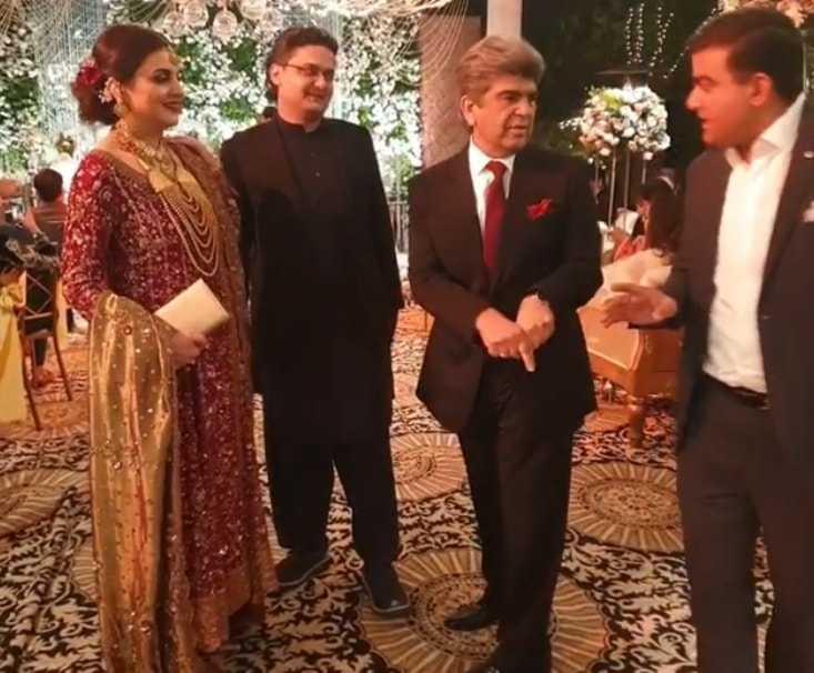 Kashmala Tariq's wedding photos-3