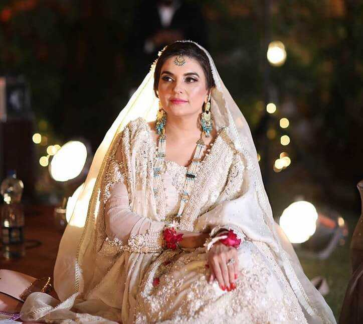 Kashmala Tariq's wedding photos-7