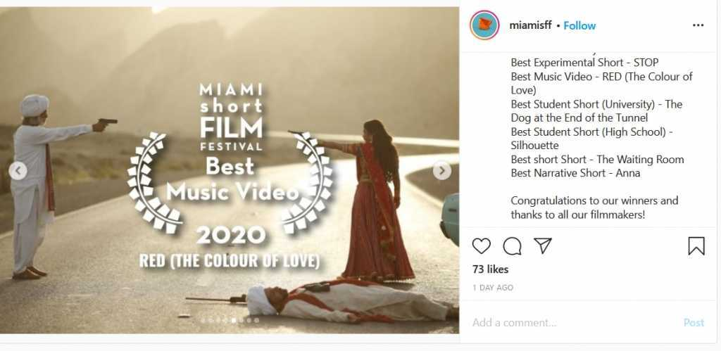 miani short film
