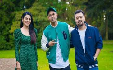 Ahmed Ali Butt new film