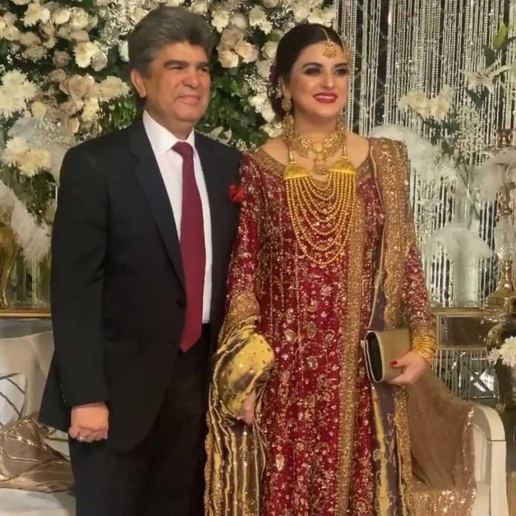 Kashmala Tariq's wedding photos-2