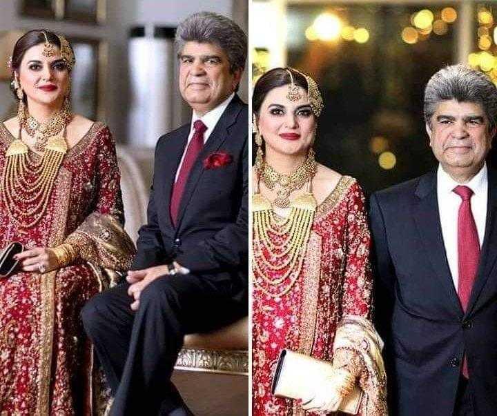 Kashmala Tariq's wedding photos-5