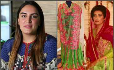 Bakhtawar dress